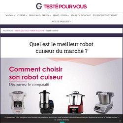 Comparatif : Quel robot cuiseur choisir en 2021 ? Avis & Promo