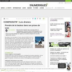 Comparatif : Les drones