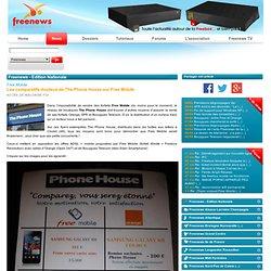 Les comparatifs douteux de The Phone House sur Free Mobile