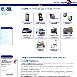 2u | Mobile Phone Insurance & Other Cheap Gadget Insurance Quotes UK | Compare Insurance Quotes Online
