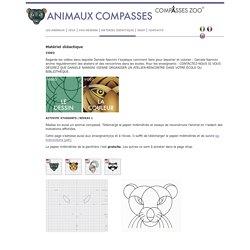 ANIMAUX COMPASSES: matériel didactique