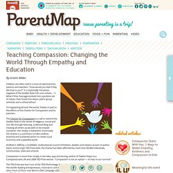Teaching Compassion: Changing the World Through Empathy and Education - ParentMap