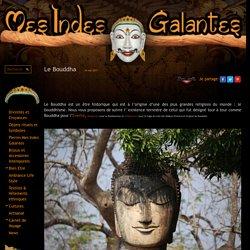 Bouddha - ORIGINE - Compassion - HISTOIRE - MES INDES GALANTES