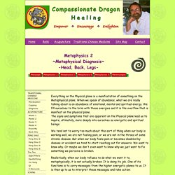 Compassionate Dragon Healing - Metaphysics 2