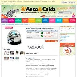 Robot Ozobot Bit compatible OzoBlockly - Technologie - Le monde des objets - Sciences et technologie