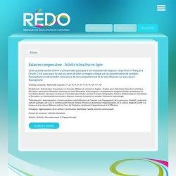 Balancier compensateur - Activité interactive en ligne - RÉDO - Ressources éducatives de l'Ontario