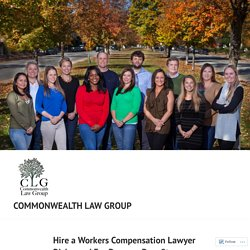 Hire a Workers Compensation Lawyer Richmond For Damage Benefits