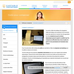 Dyspraxie Cartable Fantastique