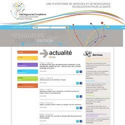 Pôle Régional de Compétence pour la santé en Poitou-Charentes - www.prc-poitoucharentes.org