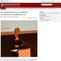 Le Luxembourg aura un centre de compétences en cybersécurité