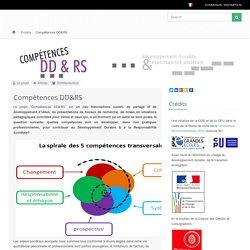"""Le projet """"Compétences DD&RS"""""""