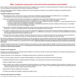 competences-prof-doc-documentaliste-titulaire-CAPES-pedagogie-CDI-contractuel-recrutement