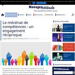 Le mécénat de compétences: un engagement commun