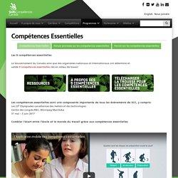 Compétences Essentielles - Skills Competences Canada