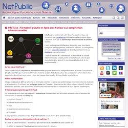 InfoTrack : Formation gratuite en ligne avec humour aux compétences informationnelles
