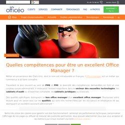 ▷ 7 compétences d'un bon Office Manager pour les recruteurs