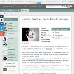 Compétences managériales - sélection d'articles