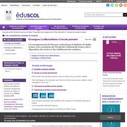 Compétences sociales et civiques - La Marseillaise