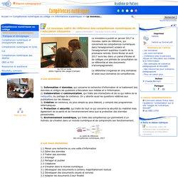 Le nouveau cadre de référence des compétences numériques et l'éducation citoyenne- B2I - C2I