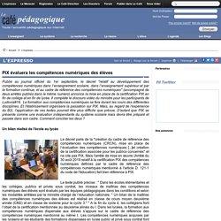 PIX évaluera les compétences numériques des élèves