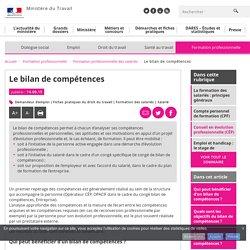 Le bilan de compétences - Formation professionnelle des salariés