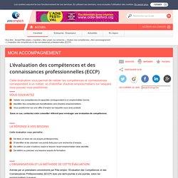 L'Evaluation des Compétences et des Capacités Professionnelles (ECCP)