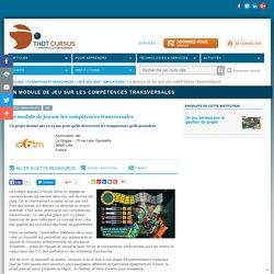 Un module de jeu sur les compétences transversales