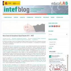 Marco Común de Competencia Digital Docente 2017 – INTEF