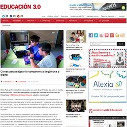 Claves para mejorar la competencia lingüística y digital