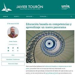 Educación basada en competencias y aprendizaje: un nuevo panorama
