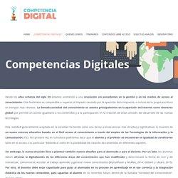 ¿COMPETENCIAS DIGITALES? - Competencia Digital