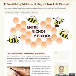 Entre nichos y bichos - El blog de José Luis Pascual
