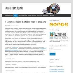 8 Competencias digitales para el mañana