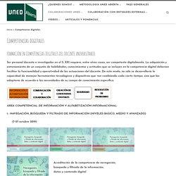 Competencias digitales - Uned Abierta