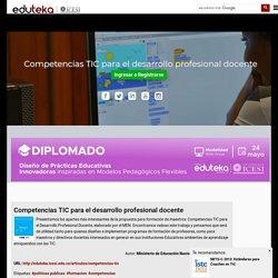teka - Competencias TIC para el desarrollo profesional docente
