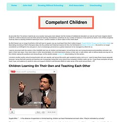 Competent Children