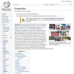 Competition Win-Lose