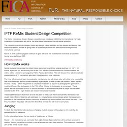 IFTF ReMix Student Design Competition « FICA – Fur Information Council of America
