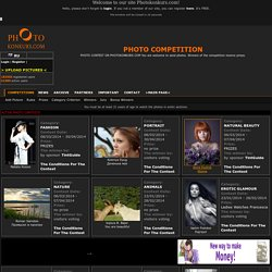 PHOTO COMPETITION, PHOTOGRAPHIC COMPETITION, FOTO, PHOTO, PHOTO CONTEST, PHOTOGRAPHY CONTESTS