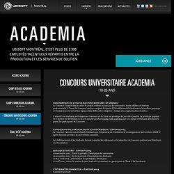 Ubisoft Academia