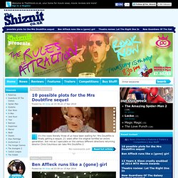 Movie News, Movie Reviews, Movie Features, Movie Trailers, Movie Rants, Movie Competitions & Movie Chat - TheShiznit.co.uk