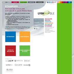 - Lyonbiopôle - Pôle de compétitivité mondial en vaccins et diagnostiques