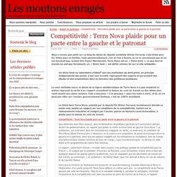 Compétitivité : Terra Nova plaide pour un pacte entre la gauche et le patronat