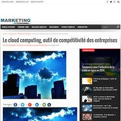 Le cloud computing, outil de compétitivité des entreprises