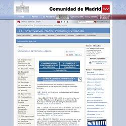Compilación de normativa vigente - 02. Educación Primaria