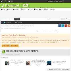 [COMPILATION] LIENS IMPORTANTS - Wiko Cink Peax - Développement, Rom & Tutoriels