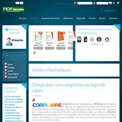 CompiLibre : une compilation de logiciels Libres