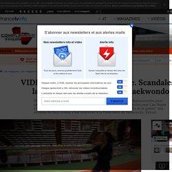 Scandales à la Fédération française de taekwondo