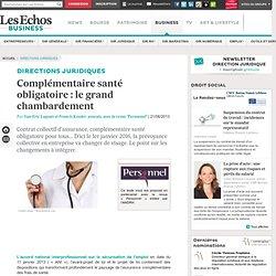 Assurance complémentaire santé obligatoire : le grand chambardement