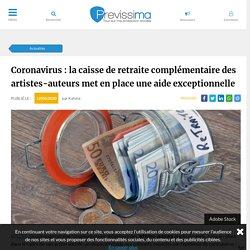 Coronavirus : la caisse de retraite complémentaire des artistes-auteurs met en place une aide exceptionnelle